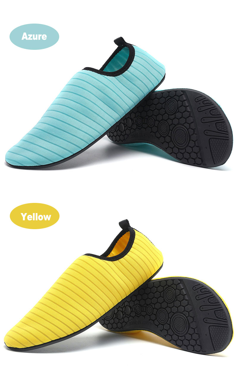 Summer Shoes Men Breathable Aqua Shoes Beach Sandals Adult Slippers Sport Upstream Shoes Women Diving Socks Tenis Masculino (27)