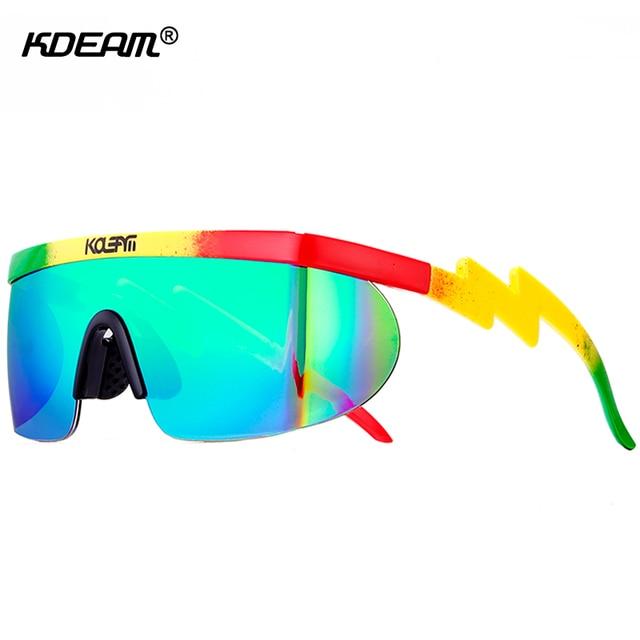 0184c2b1e5 Riff Raff s Oversized Sunglasses Men 100%UV Protection Sun Glasses Women  Blocking Windproof Sunglass With Peanut Box