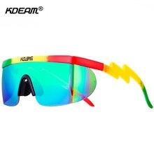 707b966f7c Gafas de sol de gran tamaño Riff Raff hombres 100% protección UV gafas de  sol mujeres bloqueando gafas de sol a prueba de viento.