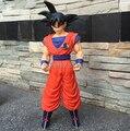 36 cm Dragon Ball Z Goku figura de ação PVC figuras coleção brinquedos para brinquedos com caixa ToyO0096