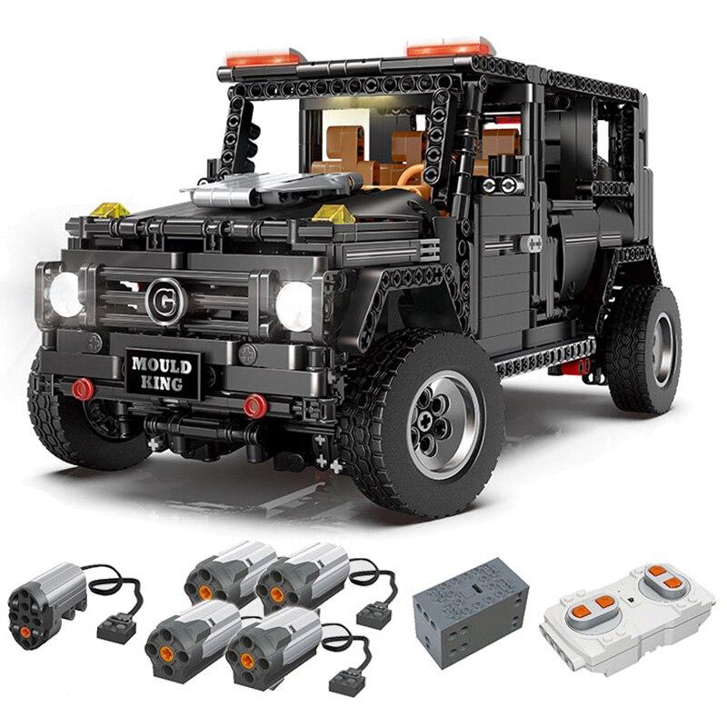 Oyuncaklar ve Hobi Ürünleri'ten Bloklar'de App Kontrollü LED G 500 Araba Uyumlu Legoing Teknik Yapı Taşları Erkek Doğum Günü Hediyeleri Uzaktan Kumanda Oyuncaklar Çocuk'da  Grup 1