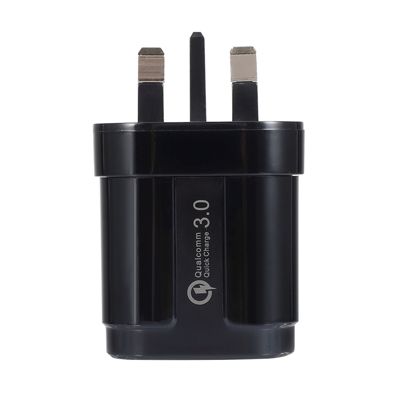 Quick Charge 3.0 Usb Charger Uk Plug Qc3.0 Fast Charger For Samsung S10 S9 Xiaomi Mi 9 Huawei