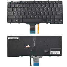 цена на Laptop Keyboard FOR NEW Dell Latitude E7250 E5250 Backlit  3P2DR