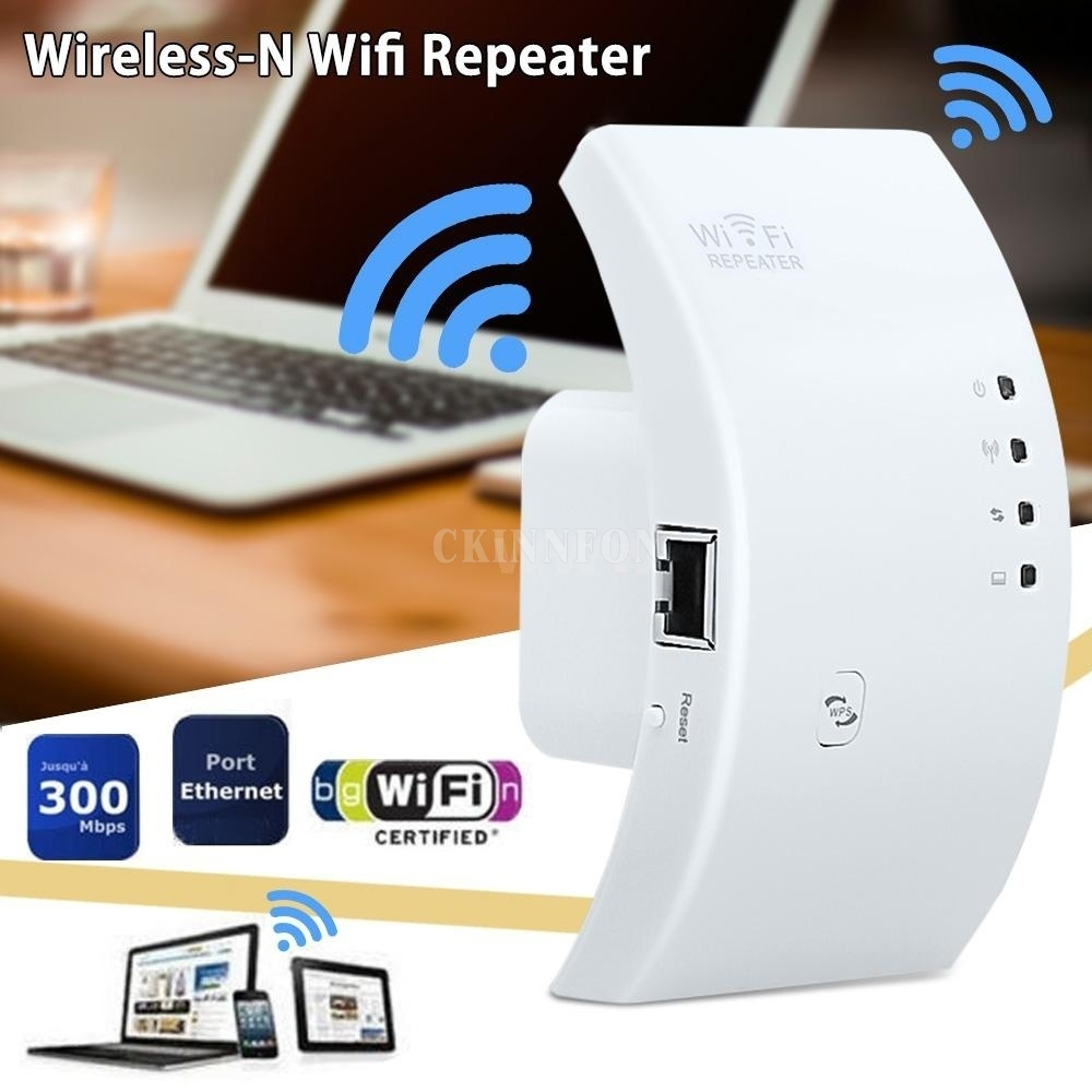 DHL 50PCS Wireless N Networking Device Wifi Wi Fi Repeater Booster Router Range Expander 300Mbps 2dBi