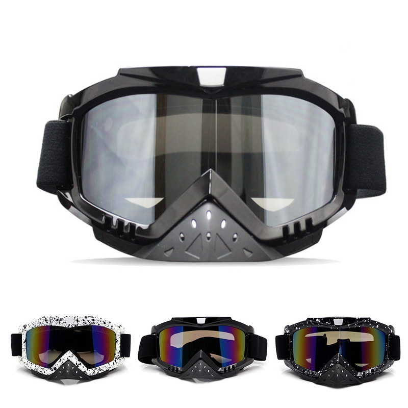 Motocross Goggles Cross Country Skis Snowboard Atv Mask Oculos Gafas Motocross Motorcycle Helmet Mx Goggles Glasses