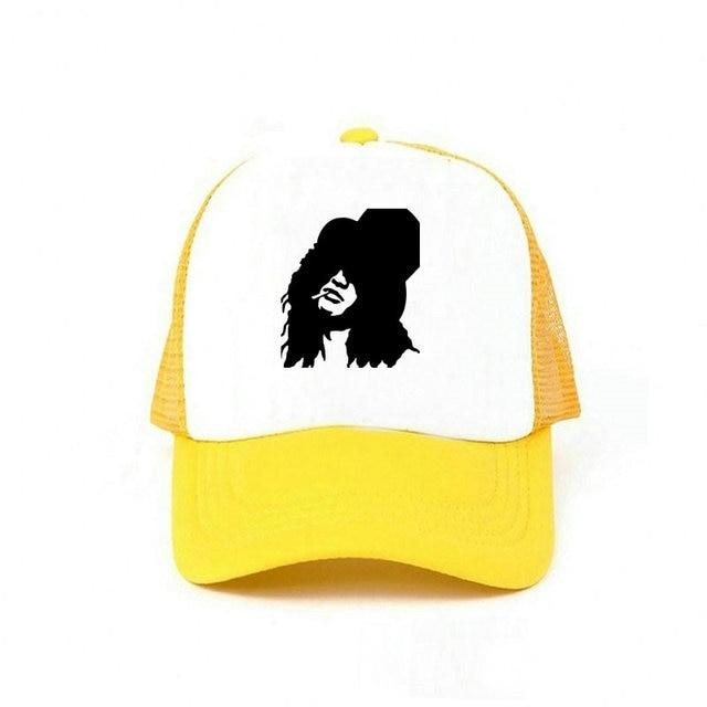 YY44936 Black trucker hat 5c64fecf9dd0c