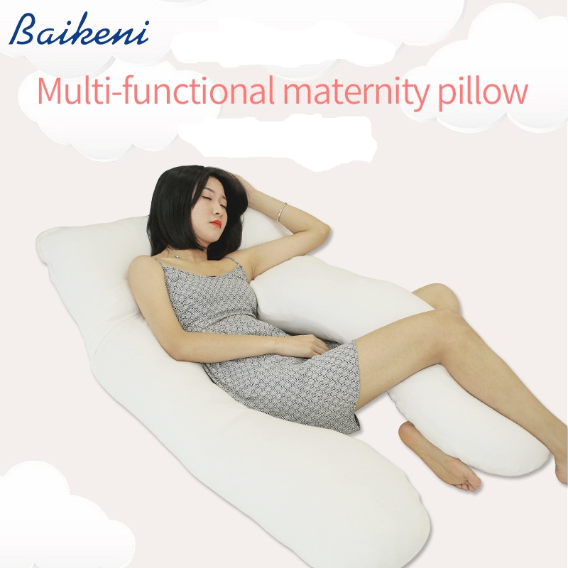 U Shape Maternity Pillow Sleeping Support Pillow For Pregnant Women Body With Pillowcase Pregnancy Side Sleepers
