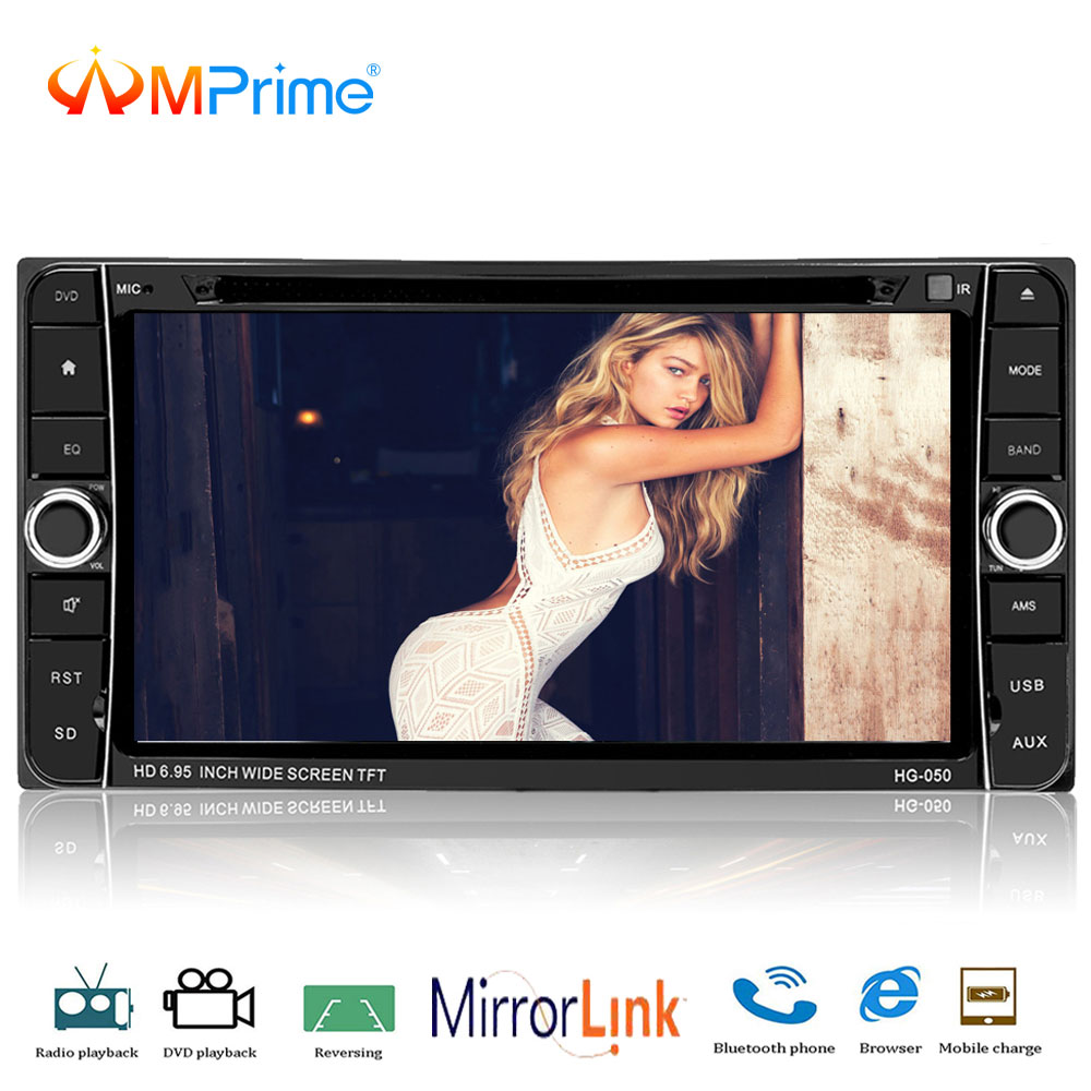 AMPrime 2din Car Radio Multimedia MP5 Palyer Android GPS For Toyota Corolla Automagnitol DVD Player GPS Bluetooth AutoradioAMPrime 2din Car Radio Multimedia MP5 Palyer Android GPS For Toyota Corolla Automagnitol DVD Player GPS Bluetooth Autoradio