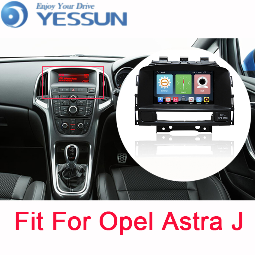 Yessun Car Navigation GPS For Opel Astra J 2007~2010 Android HD Touch Screen Multimedia Stereo Player Audio Video Radio. yessun car android navigation for opel astra j vauxhall holden gtc radio stereo cd dvd player gps navi screen multimedia