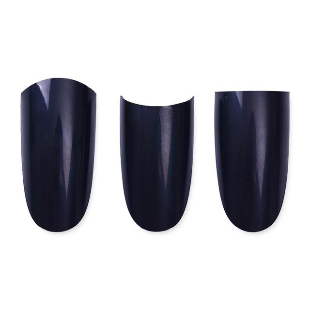 1 Pc False Nail Tips Edge Cutter Cuticle Nipper UV Gel Remover Dead Skin Clipper Manicure Nail Art Tool Random Color