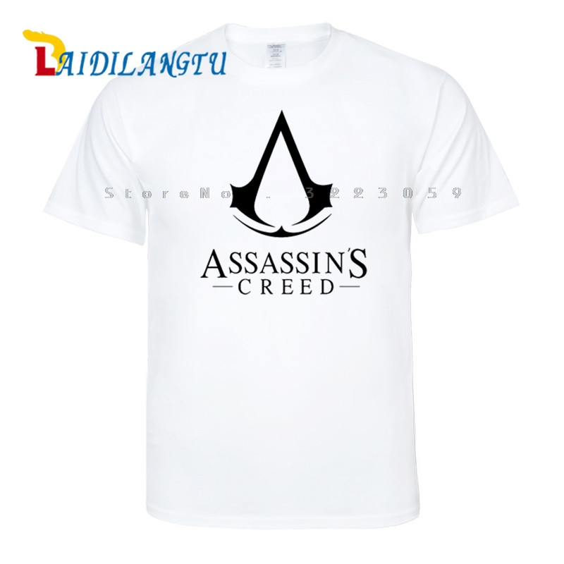 High Quality Hot Cool Game Unity Printed Printing Round Neck short sleeve t shirt image