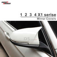 F30 M3 Look ABS / Carbon Fiber Replacement Mirror Cover For BMW F20 F22 F30 F31 F35 GT F34 F32 F33 F36 X1 E84 2010 - IN