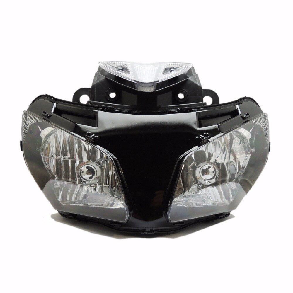 KEMiMOTO phare de moto pour HONDA CBR500R CBR 500R 2013 2014 2015 phare avant phare tout neuf