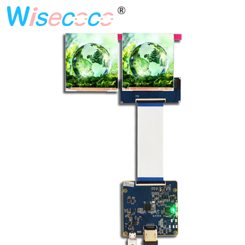 3.1 inch square dural lcd screen 720*720 LT031MDZ4000 LCD-49754-001 with hdmi control board