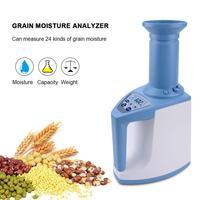 New LDS 1G High Precision Automatic Digital Grain Corn Rice Wheat Moisture Humidity Gauge Meter Tester Detector