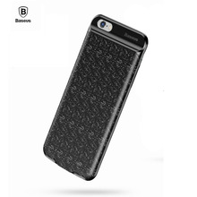 Baseus Charger Case For iPhone 6 6s Plus 2500/3650mAh Power Bank Case Ultra Slim External Pack Backup Battery Cover For iPhone6