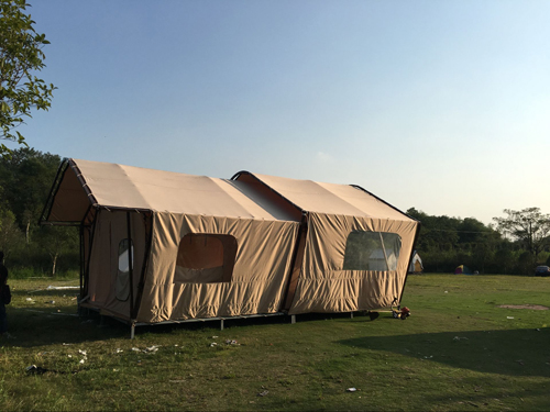 C&ing Family Caravan Bell Tent 10 6M cotton canvas bell tent gl&ing luxury tent-in Tents from Sports u0026 Entertainment on Aliexpress.com | Alibaba Group & Camping Family Caravan Bell Tent 10 6M cotton canvas bell tent ...