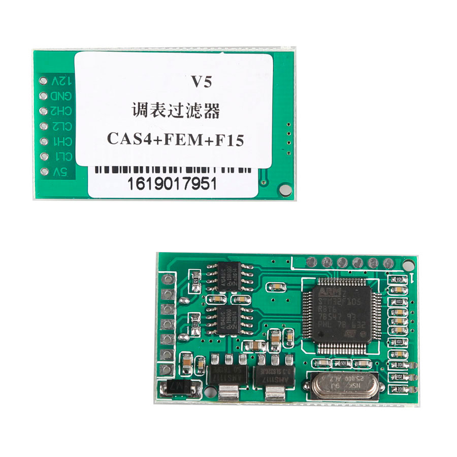 New Arrival Mileage Programmer for BMW CAS4 CAN FILTER V5 FOR F01 F07 F10 AND X3