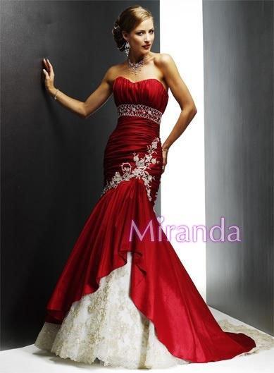 Romantic Sexy Wedding Dresses