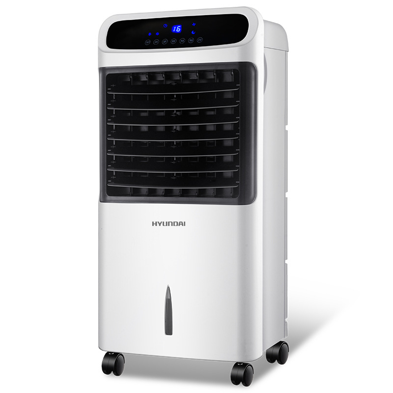 Air Conditioner Fan >> Us 183 3 35 Off Hyundai Warm Air Conditioning Fan Electric Fan Household Cooling Fan Home Air Conditioning Fan Air Conditioner Mini Portable In Air