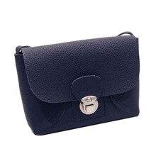 Ladies Leather Handbag Women Messenger Bags Girl Purse Small Cross body Bag Shoulder Tote bolsa feminina portefeuille femme Gift