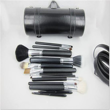 Cylindrical Professional Make-Up Brush Beautiful Makeup Tool Multi-Functional Makeup Brush Comfortable And Soft Brush Sets16pcs