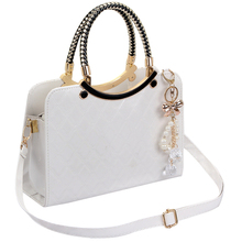 High Quality Women Bags Casual Tote PU Leather Handbags Messenger Crossbody Luxury  Designer
