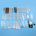 36 modelos micro usb jack 5 p conector de 5 pines mini usb para samsung htc lenovo tableta del teléfono móvil de zte... pc mid