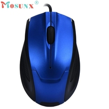 2017 New Top Gift Fashion high quality USB Wired Optical Gaming Mice Mouse For PC Laptop High Quality Wholesale Price_KXL0422