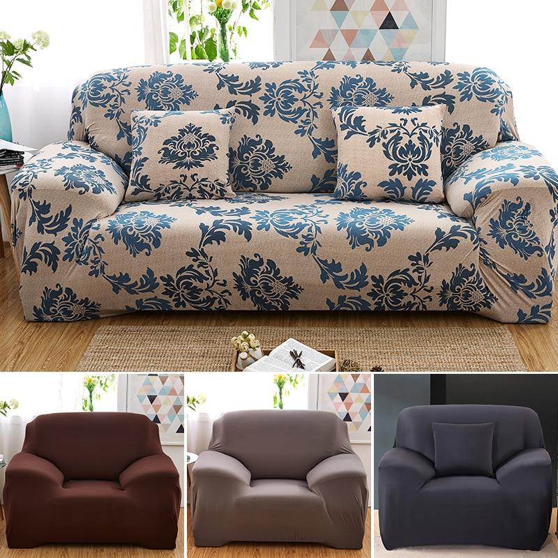 European Style Stretch Elastic Couch Sofa Cover Klippan