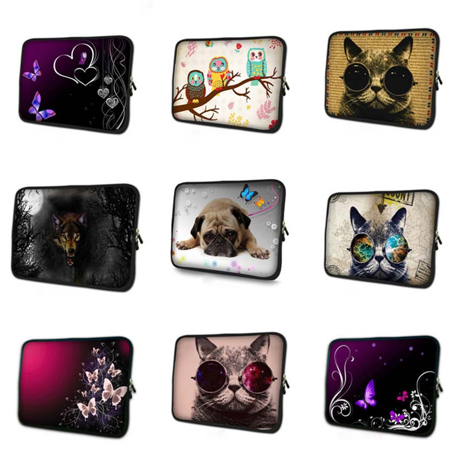women Laptop pouch tablet case 7 9 7 12 13 3 14 1 15 4 15 6 17 3 inch protective bag men Notebook liner sleeve PC cover NS 3214 in Laptop Bags Cases from Computer Office