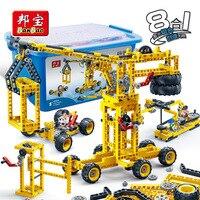 Набор строительных блоков совместим с loge применение электроэнергетического строительства конструктор развивающий хобби игрушки для дете