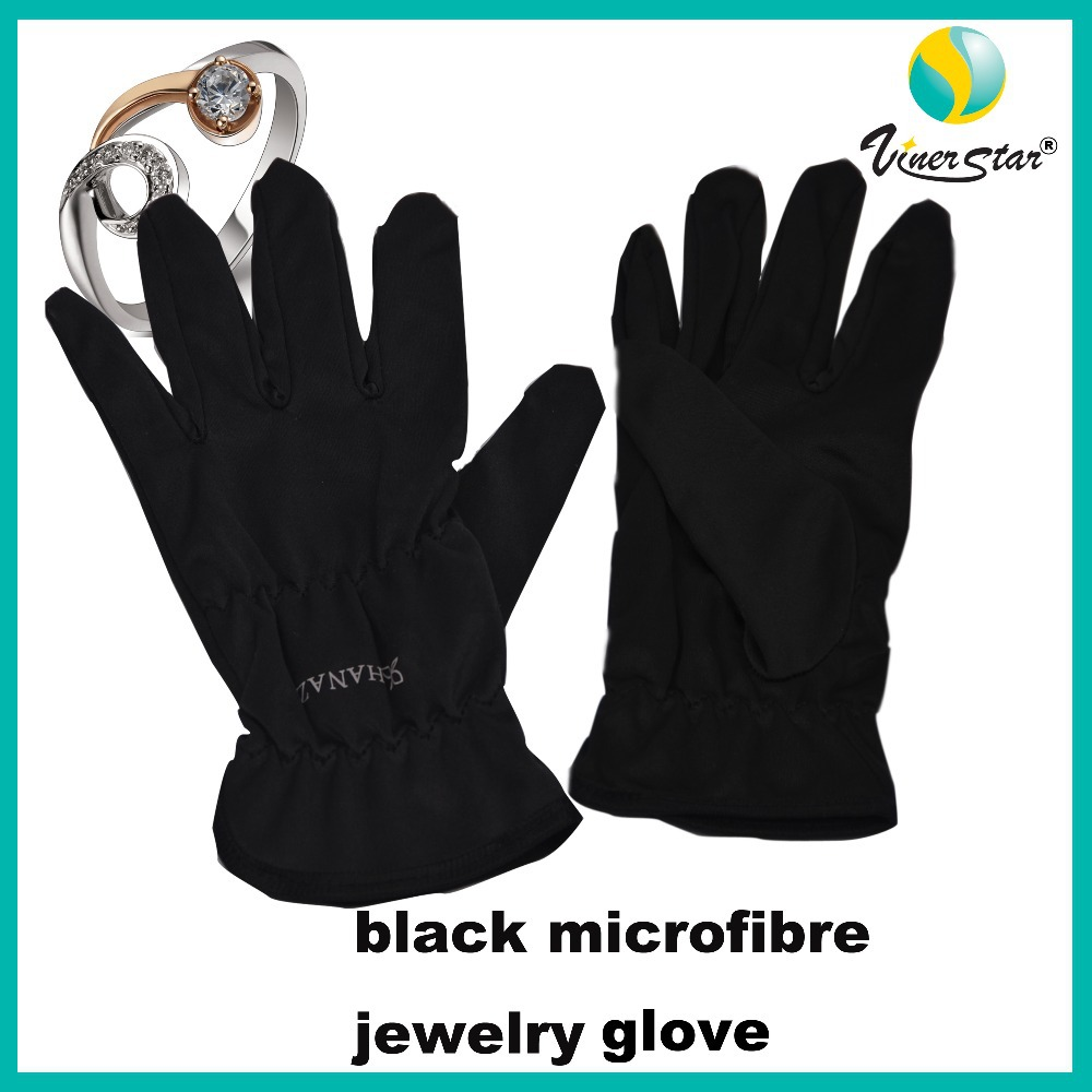 Black microfiber jewelry gloves - Aliexpress Com Buy Microfiber Gloves For Watches Jewelry Lens Cleaning From Reliable Jewelry Unique Suppliers On Wuxi Vinerstar Textiles Co Ltd