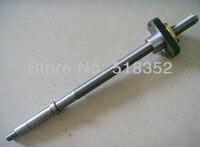 Huafang 및 기타 와이어 edm 기계  edm 예비 부품에 사용되는 피드 스크류 너트 m18x 1mm 치아 피치와 l375mm/406mm 스크류로드
