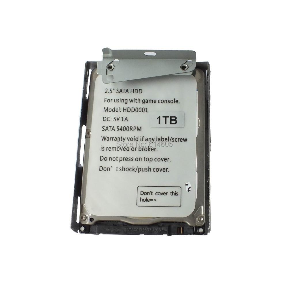 1000 GB 1 to disque dur HDD + support de montage pour Sony PS3 Super mince CECH-400X