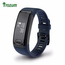 Trozum умный Браслет C9 Bluetooth 4.0 Браслет Шагомер фитнес-трекер монитор сердечного ритма вызова напоминание группы для iOS и Android