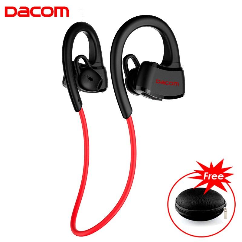 DACOM P10 IPX7 Waterproof Swimming Running Mini Headphone Bluetooth In Ear Earphone Sports Stereo Music Headset