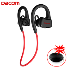 DACOM P10 IPX7 Waterproof Swimming Running Mini Headphone Bluetooth In-Ear Earphone Sports Stereo Music Headset for iPhone 7 6S