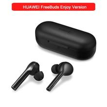 Original HUAWEI FreeBuds Liteไร้สายหูฟังหูคู่คลิกControlพร้อมกล่องIP54 HUAWEI Freebuds Enjoy