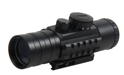 New Arrival 3.5x32 Tactical Rifle Scope With Rail For Hunting  CL1-0192 new arrival tactical 3 12x50aoe rifle scope for hunting cl1 0230