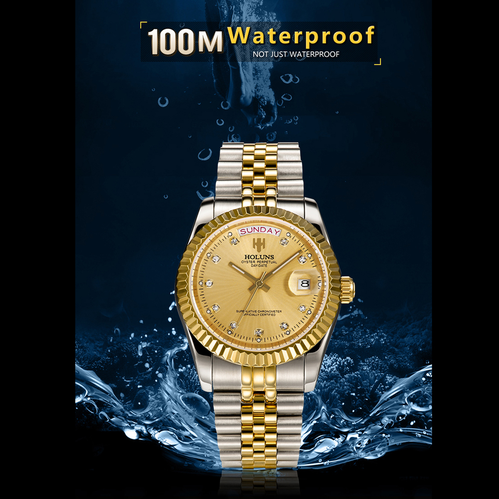 High quality mens automatic mechanical watches classic Role watch luminous diamonds calendar male army wristwatches waterproof High quality mens automatic mechanical watches classic Role watch luminous diamonds calendar male army wristwatches waterproof