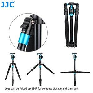 Image 2 - JJC Profesyonel Kamera tutucu mini Tripod DSLR Esnek Standı Topu Kafa için Taşınabilir Monopod Canon/Nikon/Sony/ fujifilm/Olympus