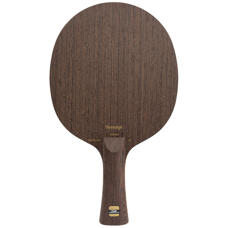 STIGA NOSTALGIC VII (2018 New) Table Tennis Blade (7 Ply Wenge Wood) Ping Pong Bat Tenis De Mesa hrt rosewood nct vii table tennis ping pong blade 7 ply wood