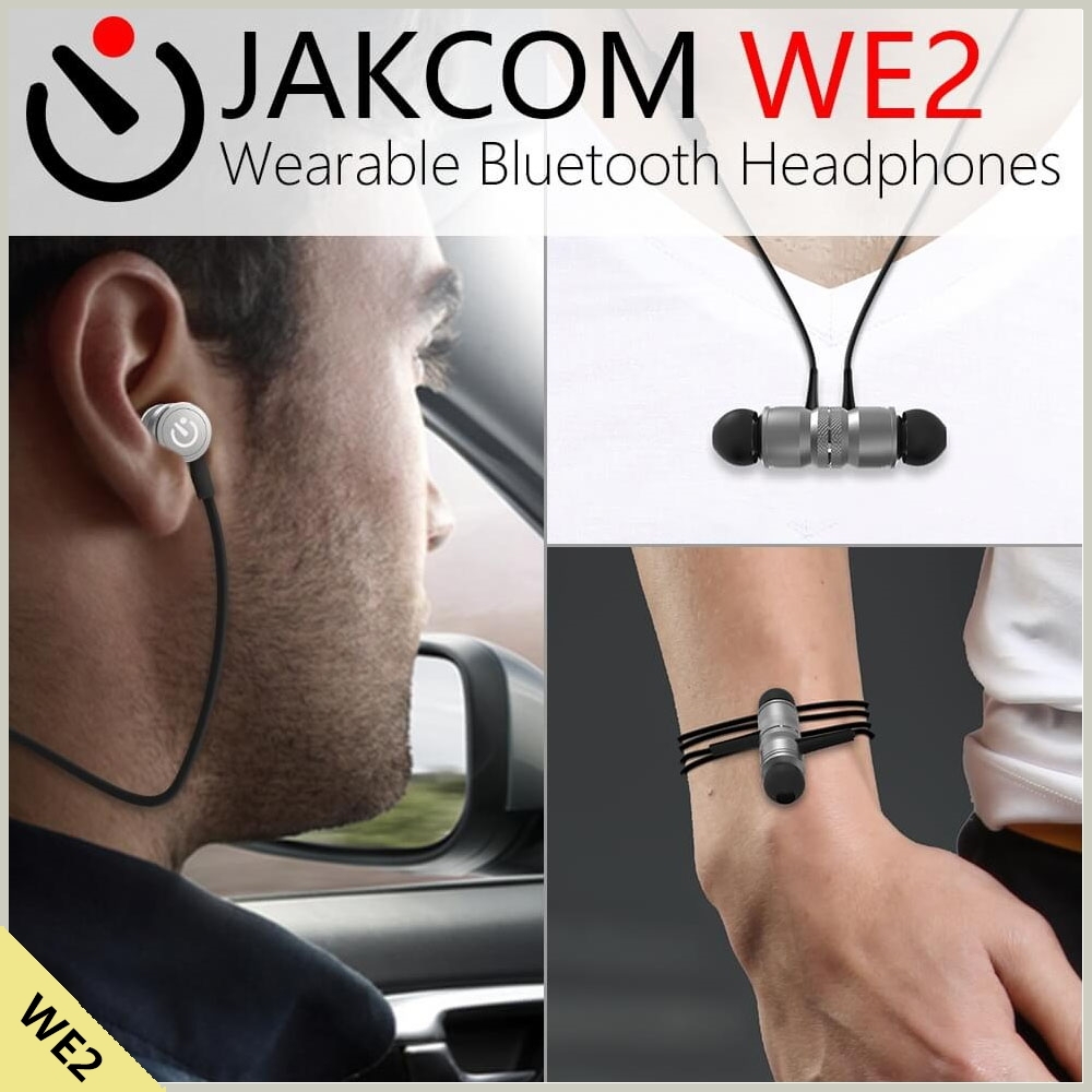 Jakcom WE2 Wearable Bluetooth Headphones New Product Of Games Accessories As 32Gb Memory Card Ps For Vita Breadboard A64