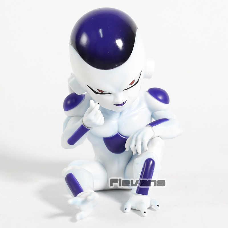 Lutador Kid Buu Majin Boo Célula Freeza Dragon Ball Z Son Goku Frieza GK Estátua PVC Figura Collectible Toy Modelo