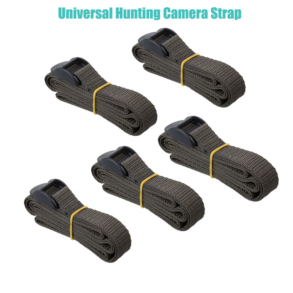 Wholesale 5pcs Universal Safe Guard Replacement Straps For CT007 CT008 SG-880 LTL Hunting Trail Camera AccessoriesWholesale 5pcs Universal Safe Guard Replacement Straps For CT007 CT008 SG-880 LTL Hunting Trail Camera Accessories