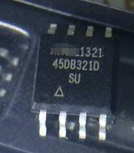 100% NOVA Frete grátis at45db321d-su at45db321d 45db321d SOP8
