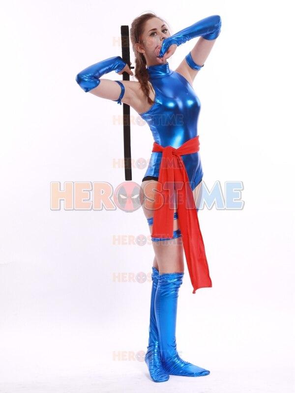 Sexy ninja costume for women