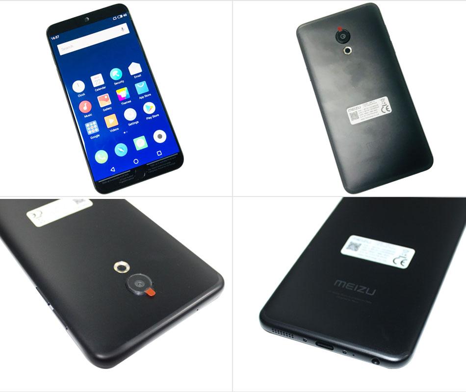 "Глобальная версия Meizu 15 Lite 4 GB 64 GB Смартфон Snapdragon 626 5,4"" 1920x1080 P 3000 mAh аккумулятор отпечатков пальцев"