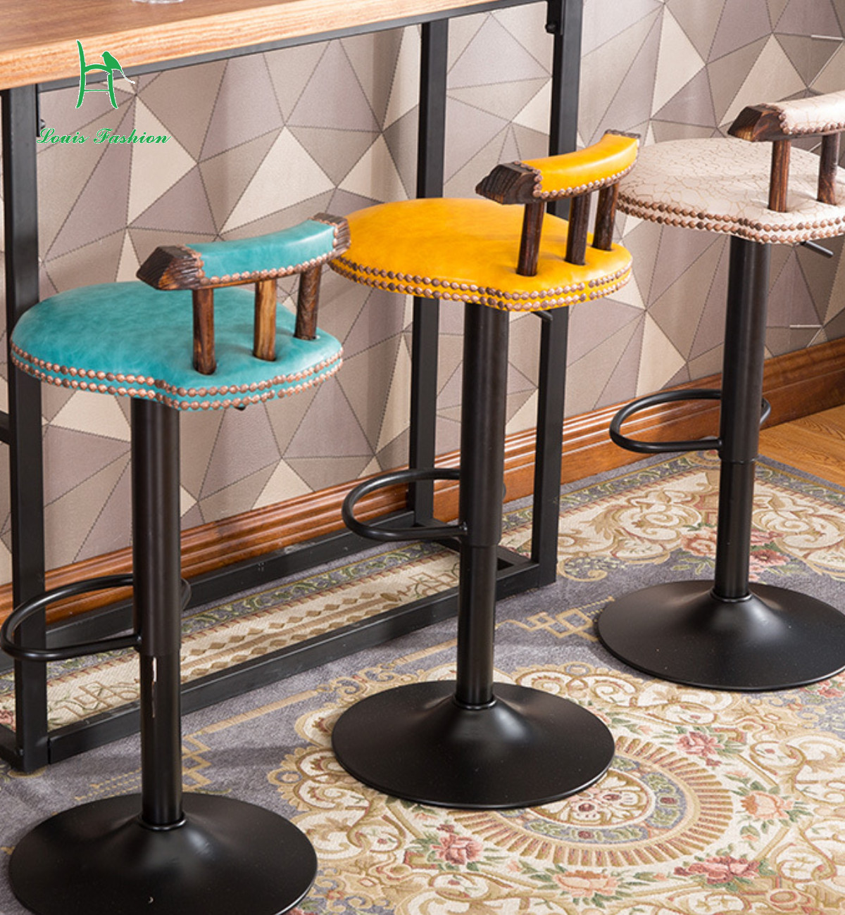 Retro Kitchen Bar Stools Online Get Cheap Retro Stool Aliexpresscom Alibaba Group